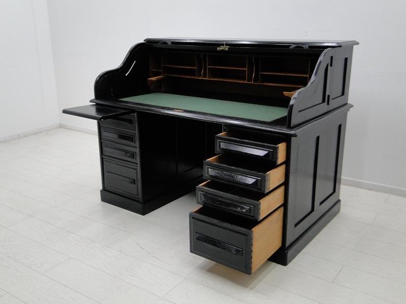 2707-amerikanischer Rollladenschreibtisch-Schreibtisch-Rollladenschreibtisch-ame 0