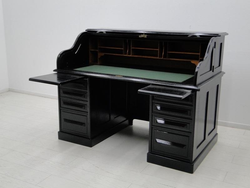 2707-amerikanischer Rollladenschreibtisch-Schreibtisch-Rollladenschreibtisch-ame 8