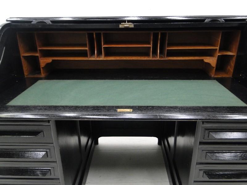 2707-amerikanischer Rollladenschreibtisch-Schreibtisch-Rollladenschreibtisch-ame 9