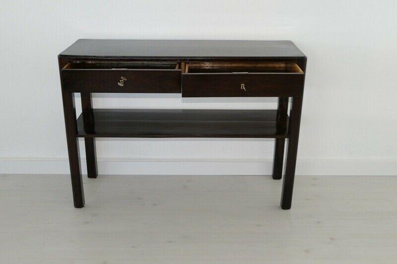 Art Deco Anrichte-Vorzimmerkästchen-Sidebord-Art Deco-Anrichte-Konsole-H60016