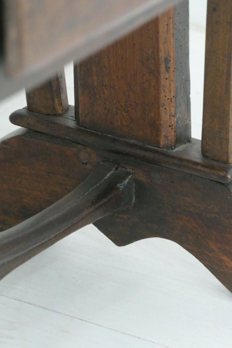 6124-Schreibtisch-rustikal-Tisch-Schreibmöbel 5