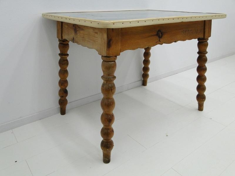 4863-Bauerntisch-Esstisch-Bauerstube-Tisch-Bauernmöbel-Bauernesstisch- 3