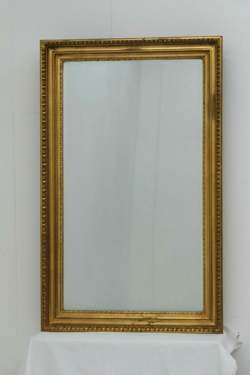 6026D-Ochsenaugenrahmenspiegel-Hallenspiegel-Spiegel-Gaderobenspiegel-128x80cm 0