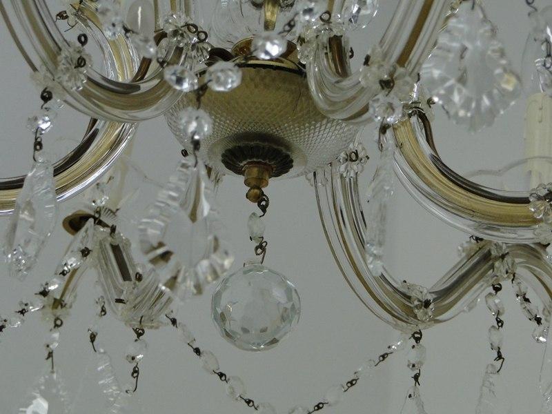 5485-Luster-Deckenlampe-Lampe-Lüster-Deckenlüster-Kronleuchter-Glasluster 2
