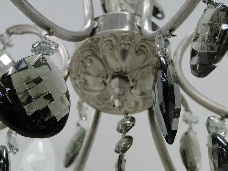 5372-Luster-Deckenlampe-Lampe-Lüster-Deckenlüster-Kronleuchter 3