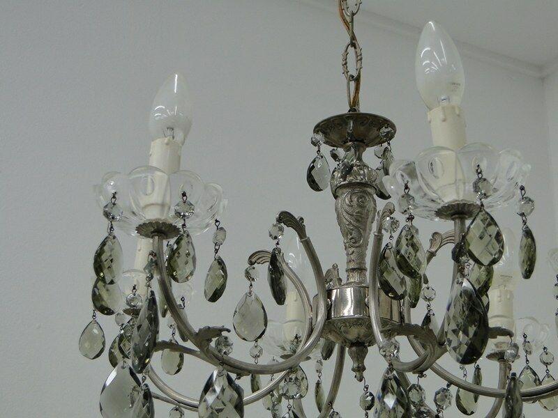 5372-Luster-Deckenlampe-Lampe-Lüster-Deckenlüster-Kronleuchter 6