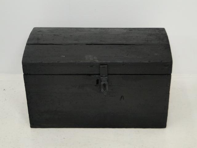 3694-Schatztruhe-Schatzkiste-Truhe um 1900-Holzkiste-Kiste um 1900-Holzkiste 0