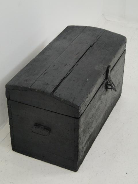 3694-Schatztruhe-Schatzkiste-Truhe um 1900-Holzkiste-Kiste um 1900-Holzkiste 1