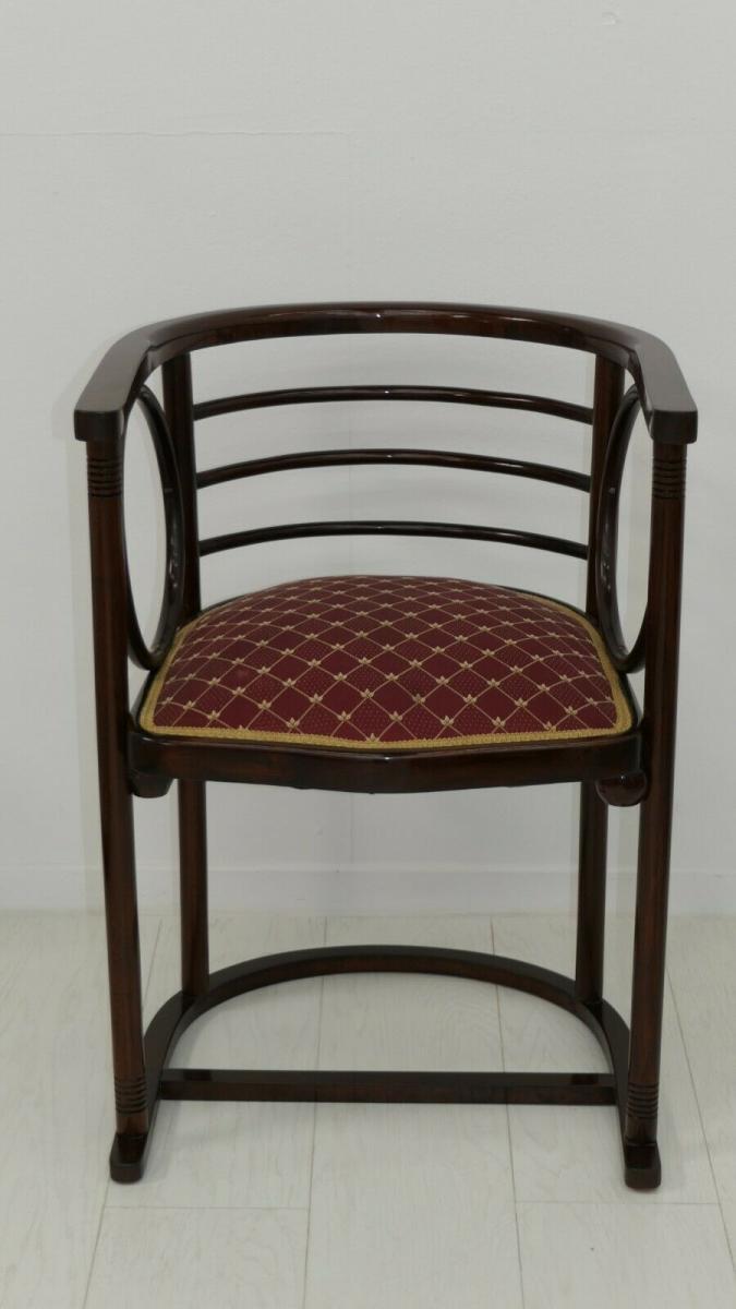 3993D-Jugendstilsessel-Bugholz-Armlehnenstuhl-Sessel-Stuhl-Armlehnensessel-Jugen 0