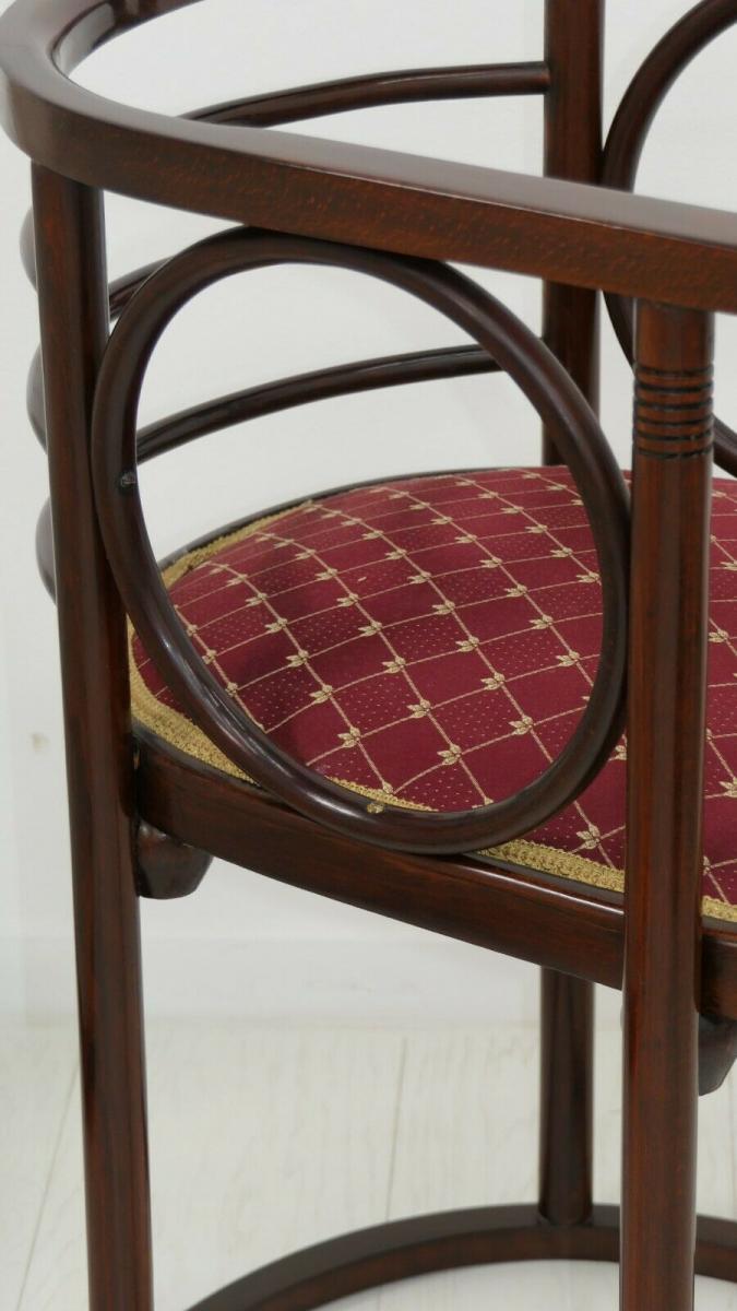 3993D-Jugendstilsessel-Bugholz-Armlehnenstuhl-Sessel-Stuhl-Armlehnensessel-Jugen 5