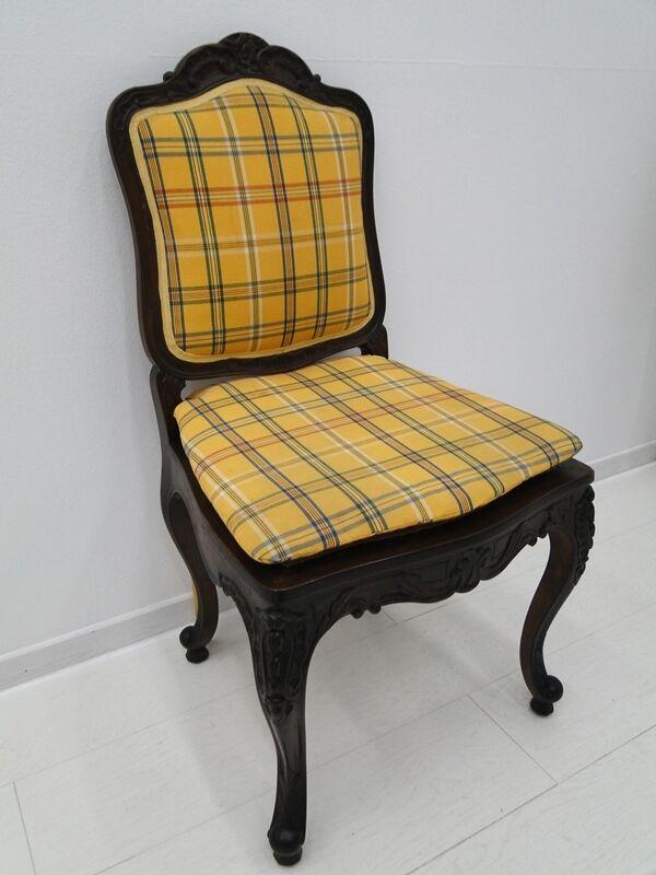 5128D-5131D-Barockstil Sessel-Stuhl-Sitzmöbel-Polstersessel-Barockstil-Polsterst