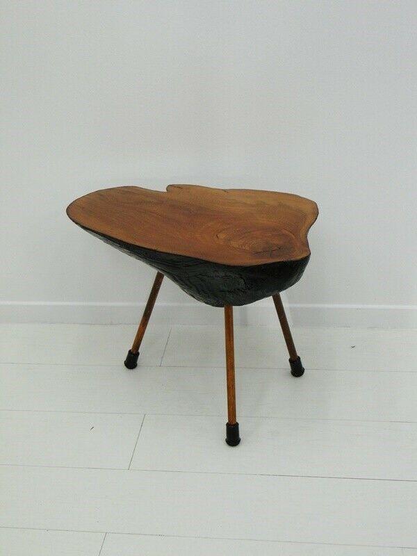 6112D-Auböcktisch-Beistelltisch-Salontisch-Baumtisch-Designertisch-Tisch-Blument 0