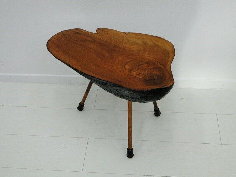 6112D-Auböcktisch-Beistelltisch-Salontisch-Baumtisch-Designertisch-Tisch-Blument 1