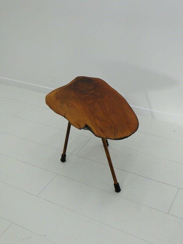 6112D-Auböcktisch-Beistelltisch-Salontisch-Baumtisch-Designertisch-Tisch-Blument 3