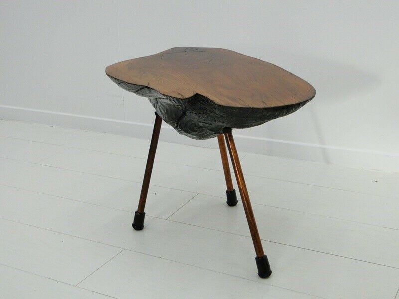 6112D-Auböcktisch-Beistelltisch-Salontisch-Baumtisch-Designertisch-Tisch-Blument 4