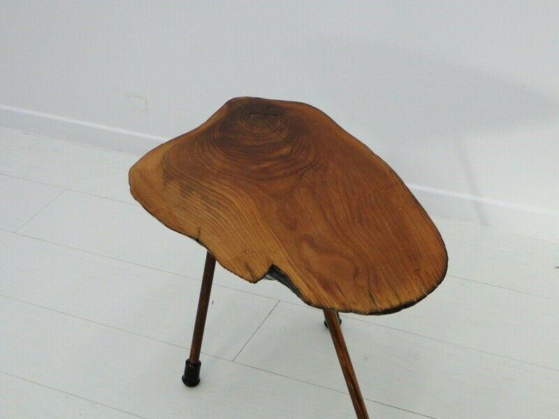 6112D-Auböcktisch-Beistelltisch-Salontisch-Baumtisch-Designertisch-Tisch-Blument 5