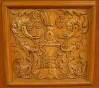 Heller Bücherschrank / Highboard aus der Neorenaissance um 1930 Antik Kolosseum 12