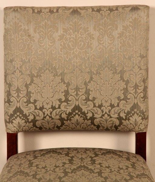 Schönes Pärchen Neorenaissance Stühle aus Nussbaum um 1920 Antik Kolosseum 4