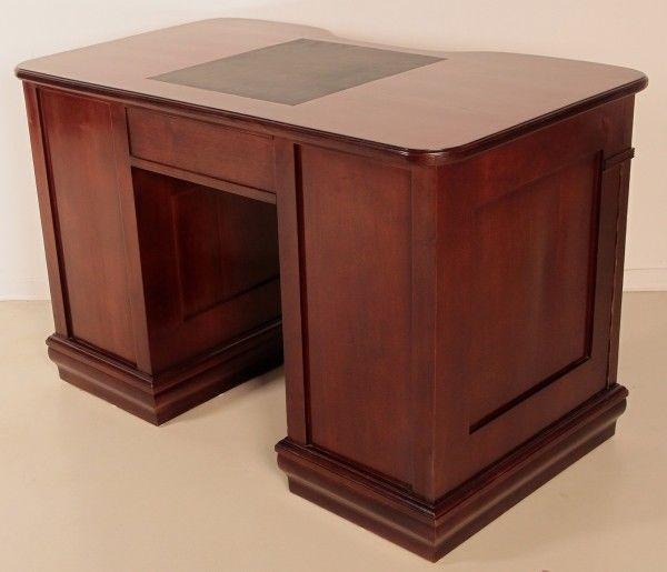 Restaurierter Jugendstil Damen - Schreibtisch aus Mahagoni Antik Kolosseum 5