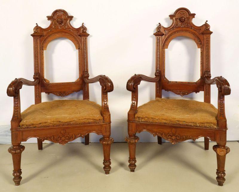 unglaubliches 14 teiliges gr nderzeit schlafzimmer aus nussbaum antik kolosseum nr 391930686249. Black Bedroom Furniture Sets. Home Design Ideas