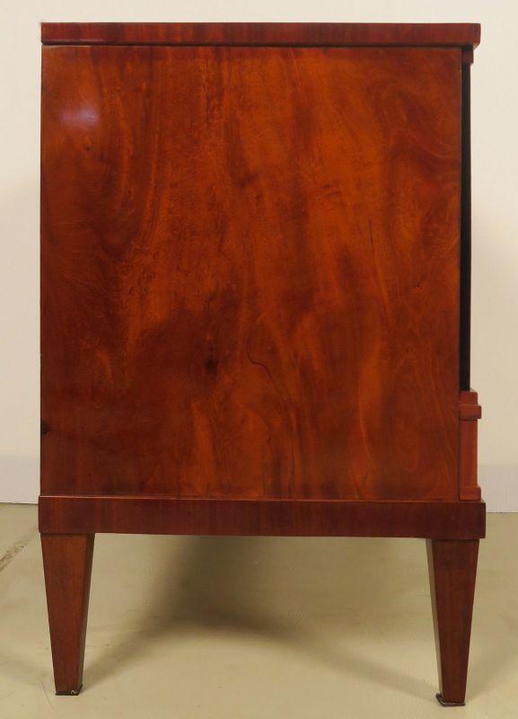 Empire Kommode aus Mahagoni gefertigt um 1800 Antik Kolosseum 4