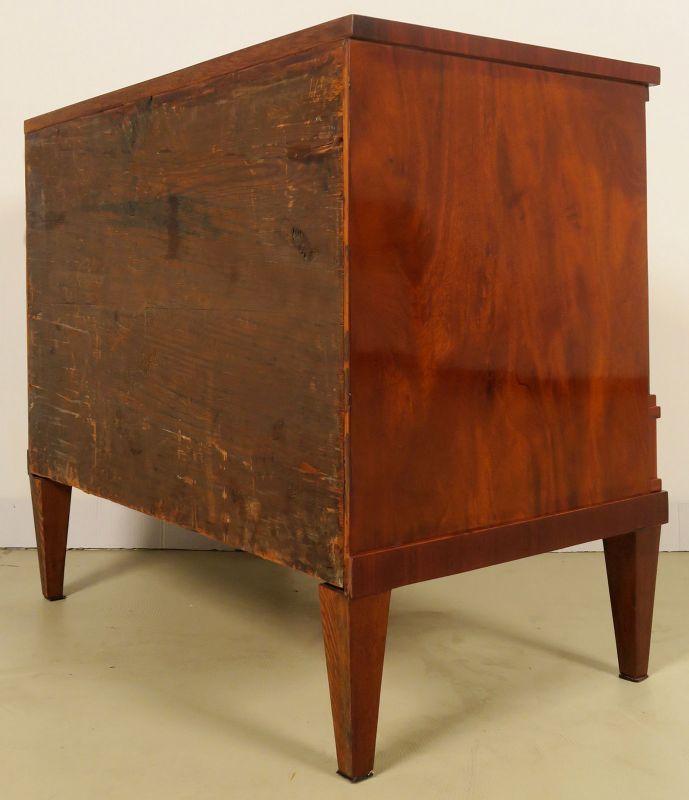 Empire Kommode aus Mahagoni gefertigt um 1800 Antik Kolosseum 5