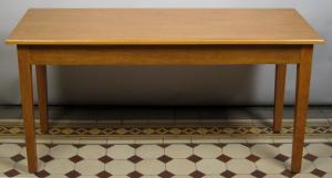 Restaurierter Küchen - Esstisch aus Buchenholz gefertigt um 1920 Antik Kolosseum