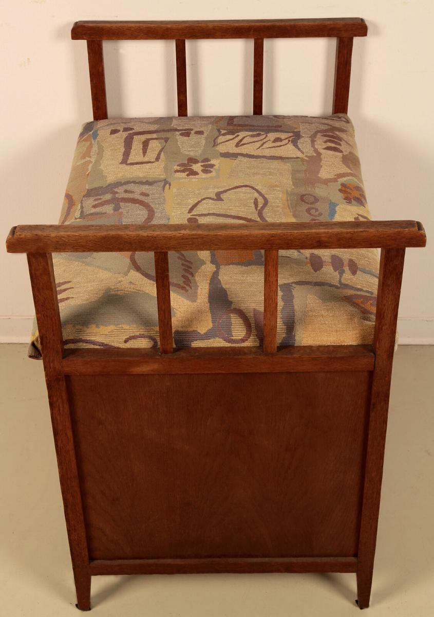 Fulminante prunkvolle Sitzbank aus dem Historismus Antik Kolosseum 2