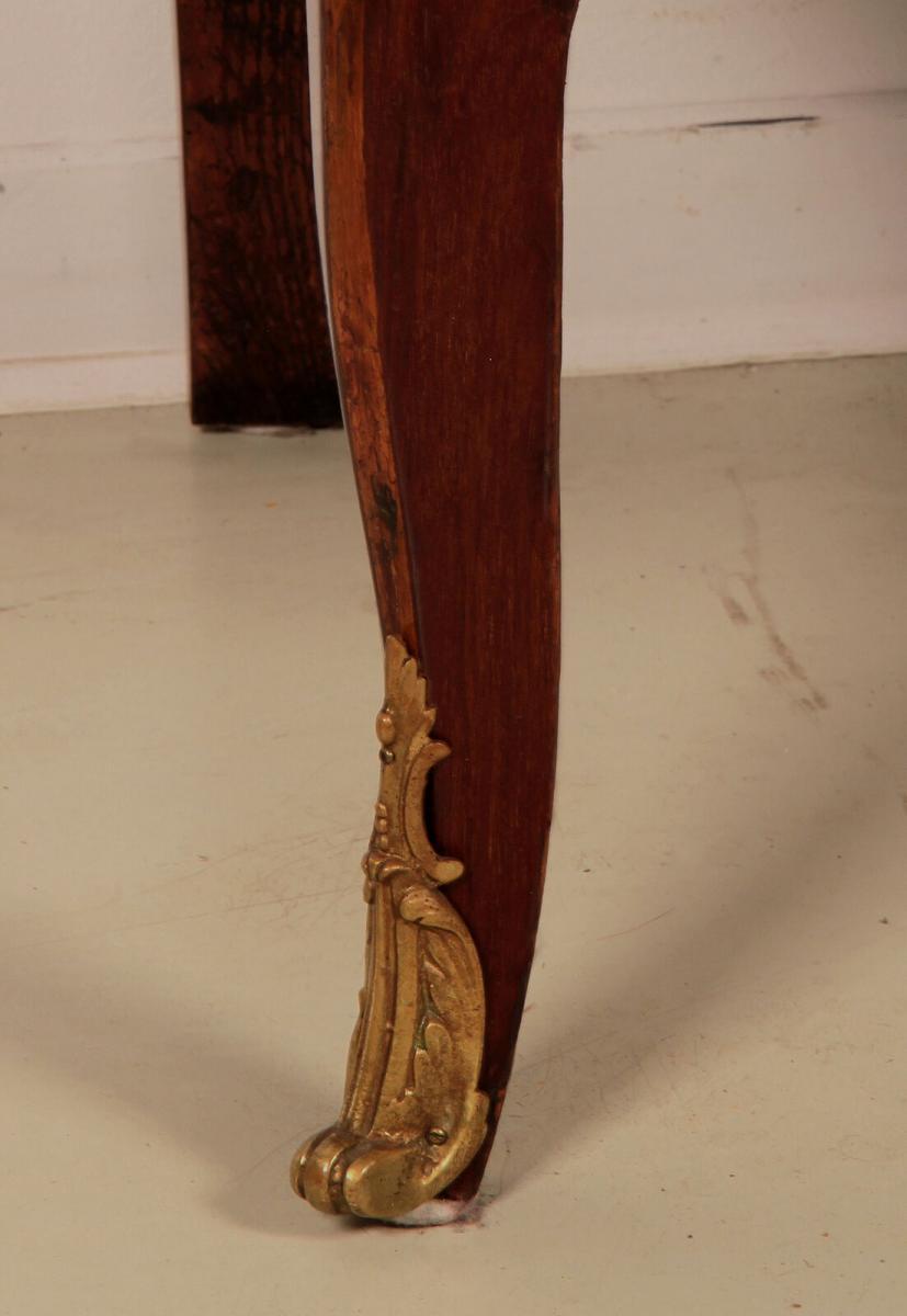 Louis Seize Sil Kommode gefertigt um 1900 aus diversen Hölzern Antik Kolosseum 4