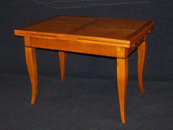 Biedermeier Tisch aus Kirschbaum, um 1820