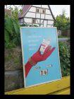 Stuyvsant Zigaretten Werbung Drehkalender, Ewiger Kalender, Dauerkalender BRD 0