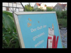 Stuyvsant Zigaretten Werbung Drehkalender, Ewiger Kalender, Dauerkalender BRD 4