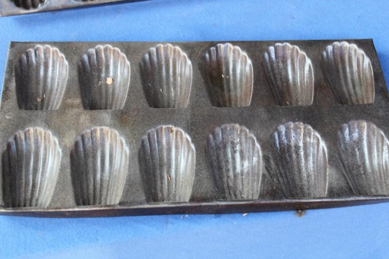 Backform, Kuchenform, Muffins 1