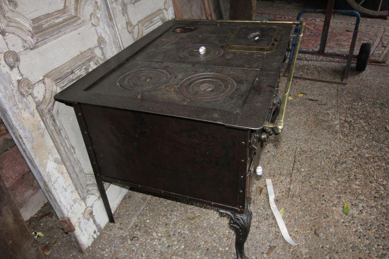Küchenherd, Holzherd 1