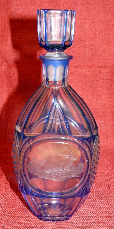 Biedermeier Jagdflakon (ca. 1830)
