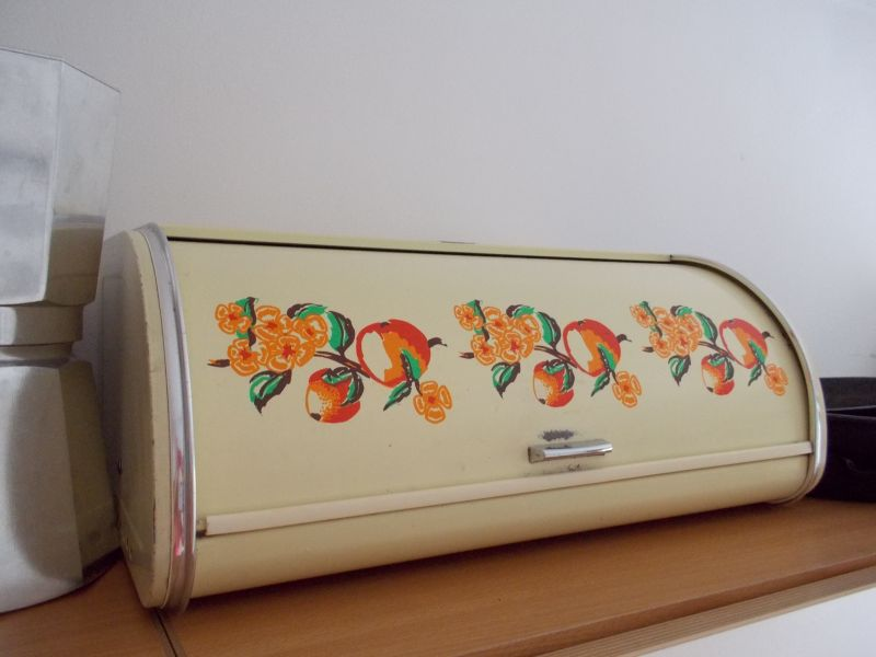 Vintage 50er Jahre Brotdose