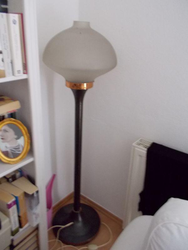 Vintage Retro Stehlampe
