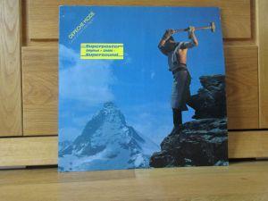 LP Depeche Mode: Construction Time Again (Mute INT 146.807) D 1983 Vinyl + Superposter