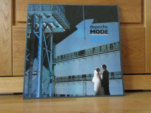 LP Depeche Mode: Some great Reward (Mute INT 146.812) D 1984 Grey Vinyl