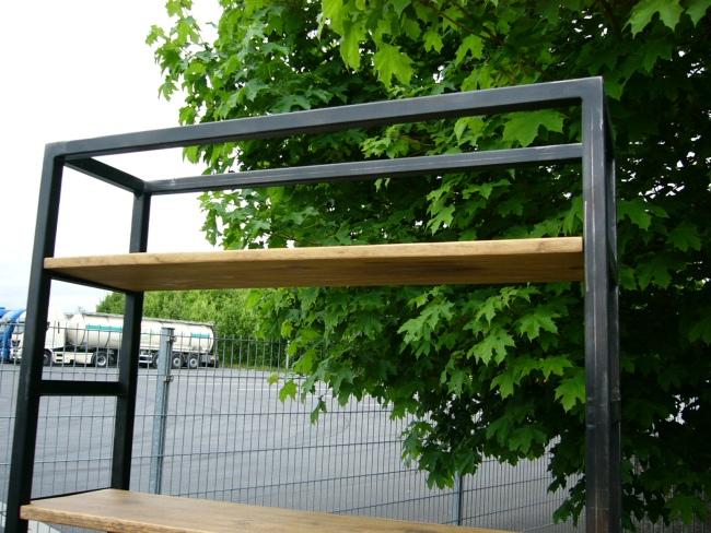 designer mobel aus metall bequeme sitzgruppe mit lederspolsterung, Möbel