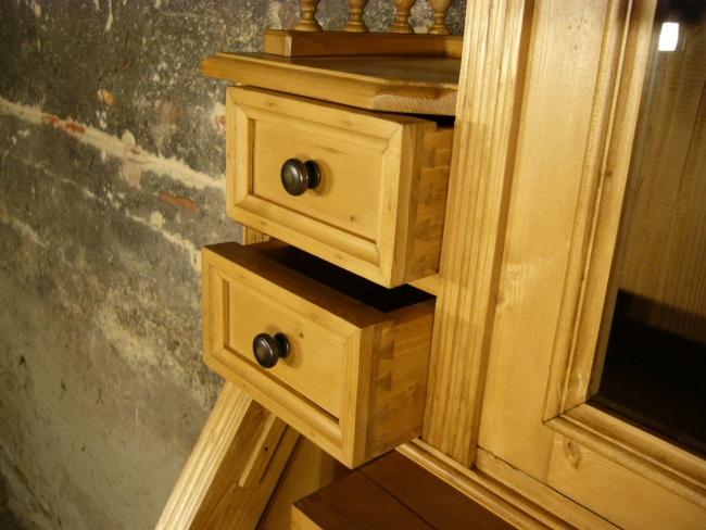 ... Schreibtisch Weichholz Schrank Kommode sehr dekorativ  antik.de