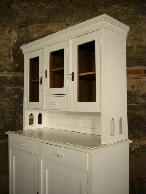 kuchenschranke antik. Black Bedroom Furniture Sets. Home Design Ideas
