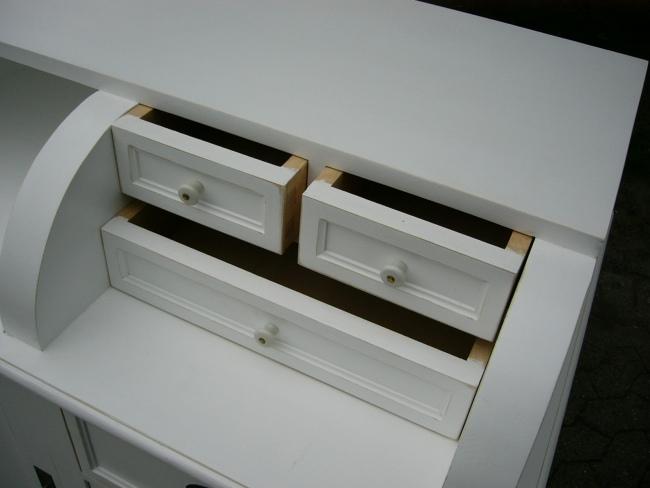 anrichte ladenpult im landhaus stil sideboard kommode wei nr 191900137412 oldthing. Black Bedroom Furniture Sets. Home Design Ideas