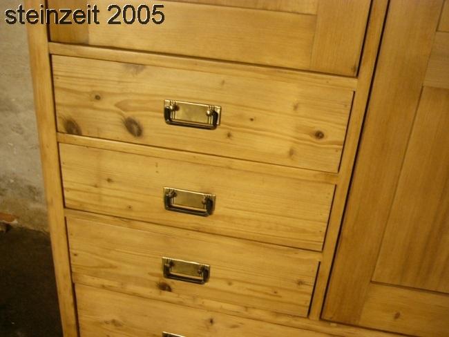 Schrank Weichholz Jugendstil antik vielseitig sehr praktisch  um 1900 Jhd. 6