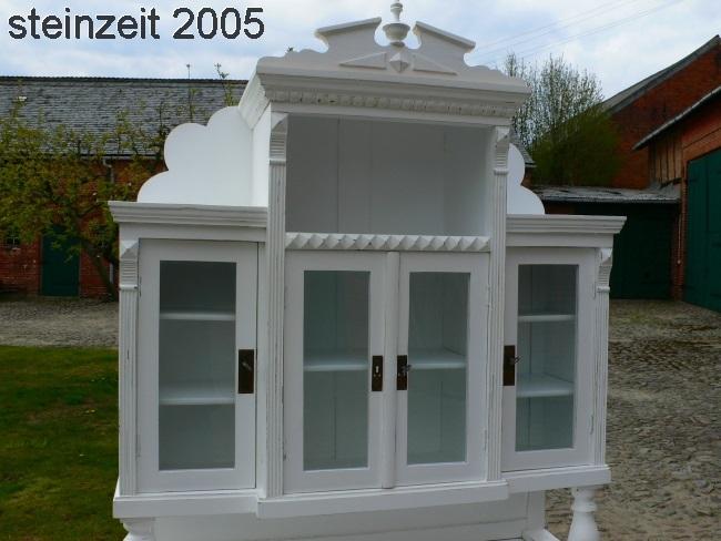 Buffet antik Küchen Schrank Gründerzeit im Landhaus Stil um 1900 ...
