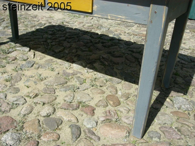 Esstisch Restauriert ~ Tisch Gesindetisch antik original Esstisch schöne Patina restauriert um 1900