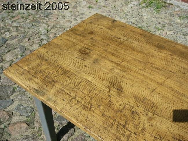 Esstisch Restauriert ~ Tisch Antik ~ Kreative Ideen für Ihr ZuhauseDesign