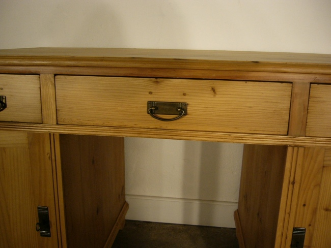 Schreibtisch auf alt gemacht - Mobel auf alt gemacht ...