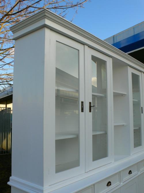 ladenwand ladeneinrichtung bibliothek b cherwand landhaus stil massiv nr 401381808266. Black Bedroom Furniture Sets. Home Design Ideas
