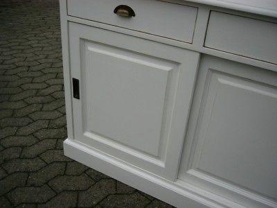 vitrine im shabby chic look verkaufsschrank wei nr. Black Bedroom Furniture Sets. Home Design Ideas